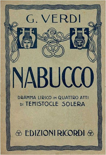 This is Opera - Nabucco